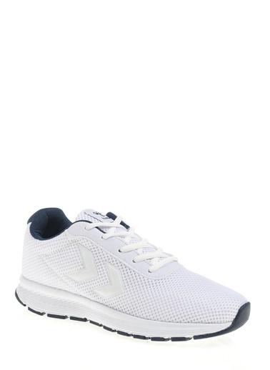 Hummel Unisex Agoptos Training Ayakkabısı 208700-9001 Beyaz